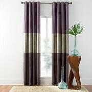 Horizontal Striped Curtains