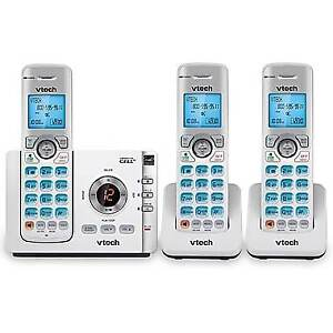 Brand NewVtech 3 Handset Connect to Cell™ Answering System with