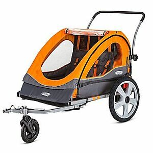 Looking for Bike Trailer with Stroller Conversion