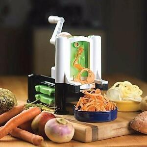 Spiral Vegetable Slicers Brand New (Paderno,World Cuisine,Gefu,Benriner)