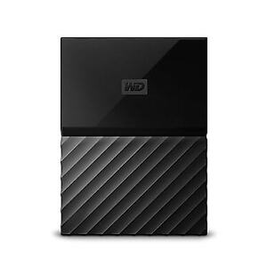 WD My Passport 1 TB Portable Hard Drive, Black BNIB