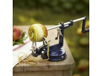 Apple peeler, corer and slicer - kitchen gadget