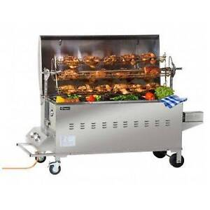 Spit Roaster (70KGr) with Gas for hire Ipswich City Preview