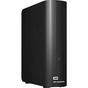 Western Digital External Hard Drive, 3TB & 2TB, Black