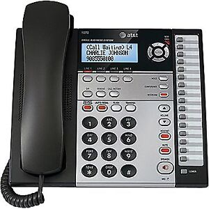 AT&T 1070 Four Line Small Business Phone