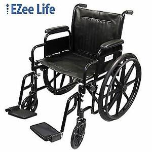Wheel chair New never used(Demo),light, foldable,no tax Starting