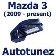 Mazda 3 Reverse Camera