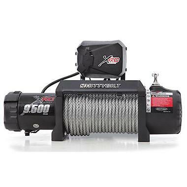 Smittybilt Gen2 XRC 9,500 lb Winch Jeep Truck Ford Chevy Dodge Off-Road New97495