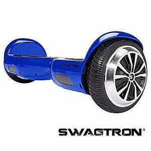 NEW Swagtron™ T1 Hands-Free Smart Board, Blue