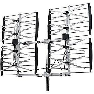 SMART ANTENNA 8 BAY OUTDOOR MULTI DIRECTION HD VHF/UHF HD ANTENNA