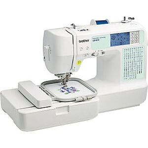 Brother LB-6810 Home Sewing & Embroidery Machine