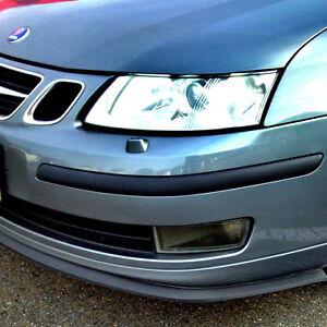 Saab Volvo Front Lip Splitter Chin Spoiler Body Kit