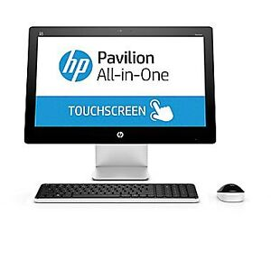 HP Pavilion Touch Screen Desktop Rarely Used
