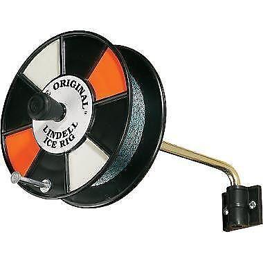 Rattle reel ice fishing ebay for Ice fishing rattle reels