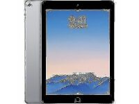 Apple iPad Air 2 - 128GB WiFi + Cellular (O2 network) New condition
