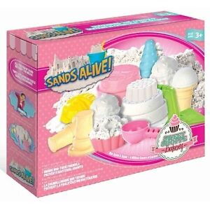 Sands alive kinetic sand sweet shop