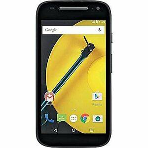 Motorola Moto E 2nd Generation Smartphone, 8GB, Unlocked