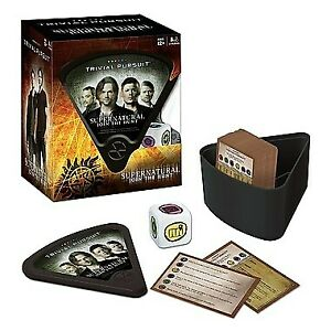 Supernatural Trivial Pursuit Board Game - only $30