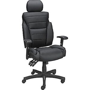 Office chair only 2 years old Peterborough Peterborough Area image 1