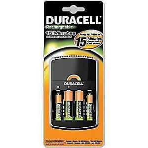 duracell instant usb charger instructions