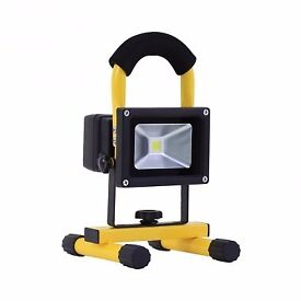 Portable rechargable Outdoor Indoor LED Floodlight camping Light