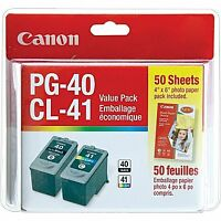 canon pg-40 cl-41 new in box