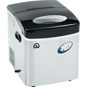 Machine à glaçons en acier inoxydable 5 L IGLOO ( ICE115-SS )