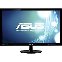 """ASUS 24"""" LCD Monitor with LED"""