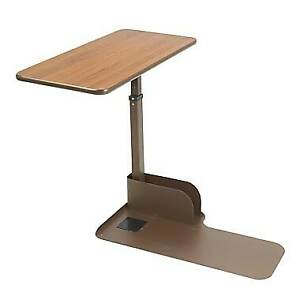 DRIVE MEDICAL SEAT LIFT CHAIR OVERBED TABLE-RIGHT- BNIB- mnx