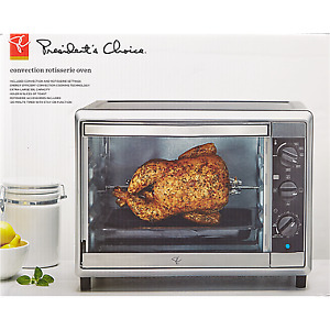 President's Choice  Rotating Convection Oven