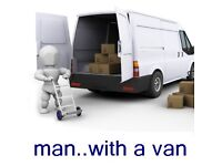 Man with Van Service in Berkshire and surrounding areas