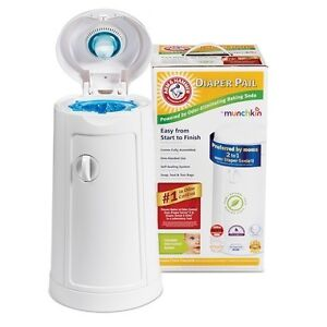 Step On Munchkin Diaper Pail System