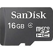 SanDisk 16GB Micro SDHC Class 4