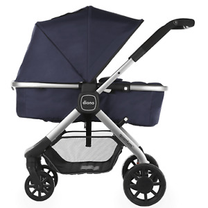 Diono Quantum-Multi-Mode Travel Stroller - Navy - NEW