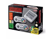 Nintendo SNES Mini Brand New