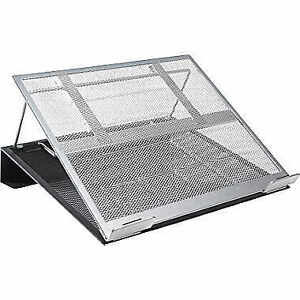 NEW PRICE Metal Mesh Laptop Stand With Power and USB Slots Belleville Belleville Area image 1