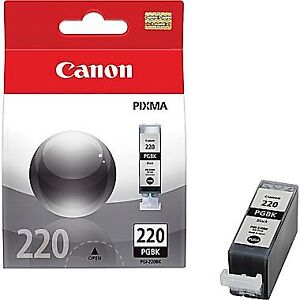 Canon 220 PGBK Ink Tank-New/never used