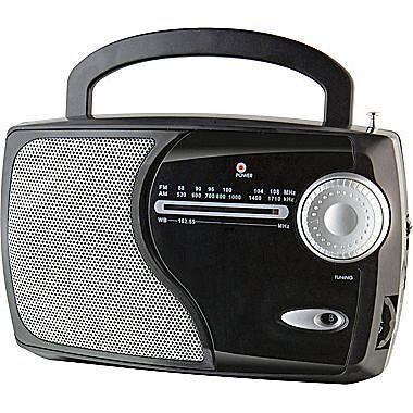 Spy-MAX Security Weather Radio HIdden Camera