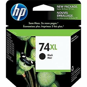 HP 74XL & HP 75XL Ink Cartridges