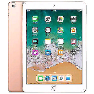 Brand New Sealed Apple Ipad 9.7 inch 32gb Gold Wifi Model Cheap