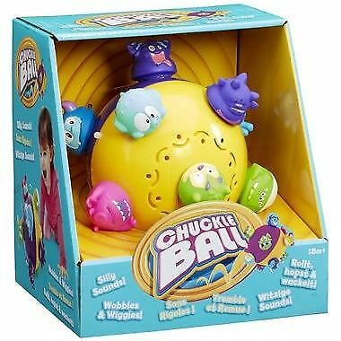 Chuckle Ball Toddler Interactive Toy