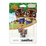 Timmy & Tommy Animal Crossing amiibo