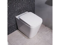 Toilet unit completely new (ordered by mistake) - Bali Back to Wall Toilet
