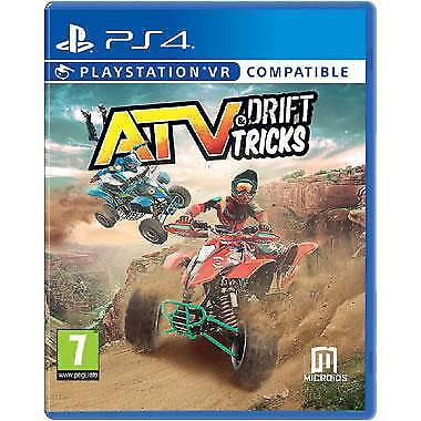 PS4 ATV Drift & Tricks