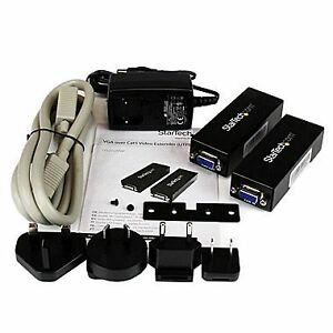 StarTech.com VGA to Cat 5 Monitor Extender Kit (250ft/80m)