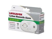 New Carbon Monoxide Alarm