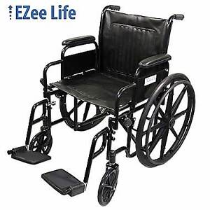 Wheel chair New never used(Demo),light,foldable,no tax Price sta