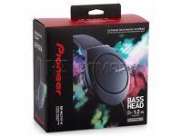 Pioneer SE-MJ741-K BASS HEAD Over Ear Headphones - Black. NEW.SEALED. REDUCED PRICE -