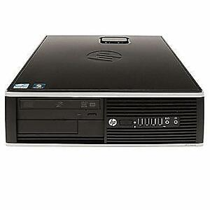 HP Elite 8200 SFF Desktop, Refurbished, Intel Core i5 2400, 3.1GHz, 4GB RAM, 500GB HDD, DVD, Win 7 ***Only 1pc***