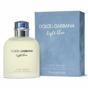 Dolce & Gabbana Light Blue 100 ml Cologne/Fragrance for Men